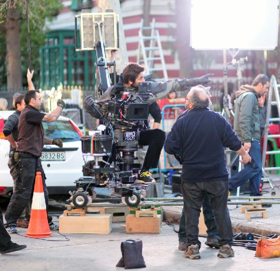 Master cineamtografia digital y contenidos transmedia