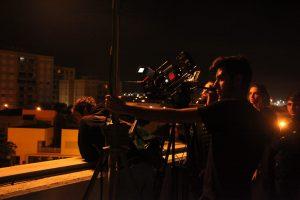 La parada cortometraje