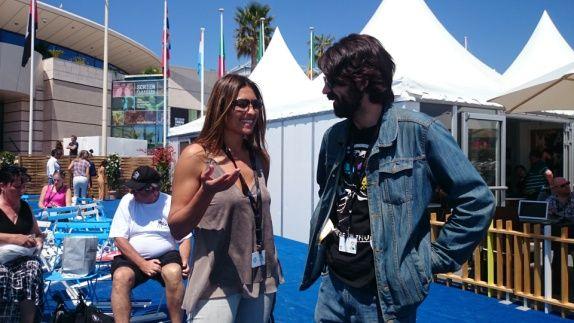 Alumnos de CATFAS en Cannes
