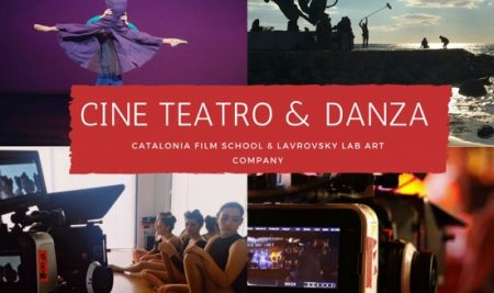 16 julio -I Workshop de Verano – Cine -Teatro – Danza