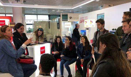 Nuestros alumnos de tercer año de Grado Superior viajan al Festival de Cannes.
