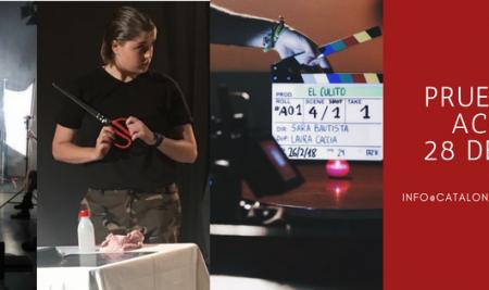 Pruebas de Acceso Catalonia Film School